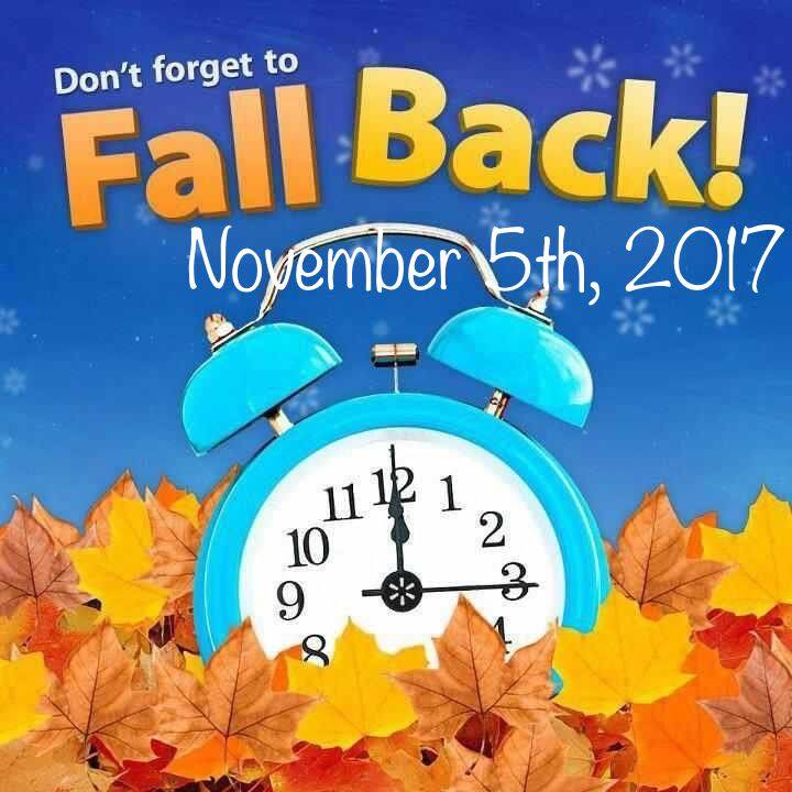 End Daylight Savings Time @ True Grace Fellowship Church