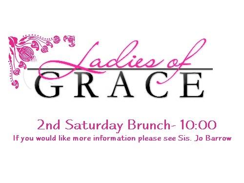 Ladies Of Grace Brunch @ True Grace Fellowship Church