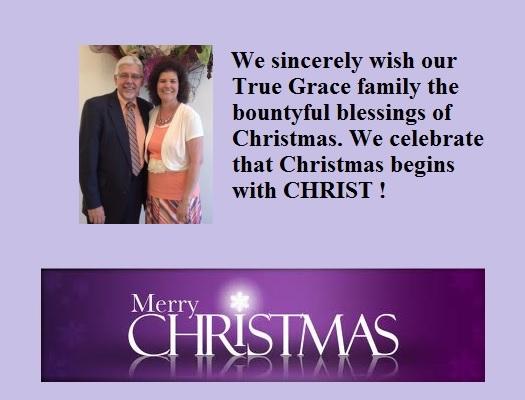 All-Church Christmas Celebration @ True Grace Fellowship Church