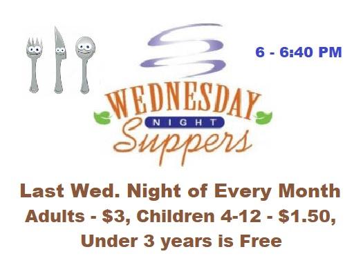 Family Night Supper @ True Grace Fellowship Church
