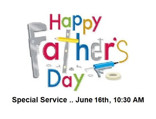 Father's Day Special Service @ True Grace Fellowship Church